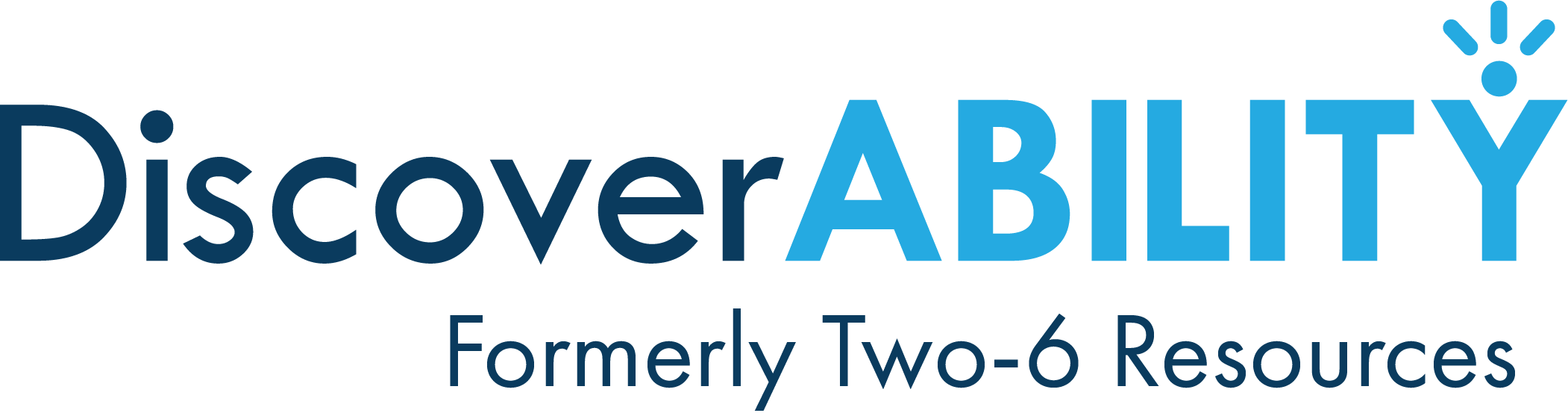 discoverability logo